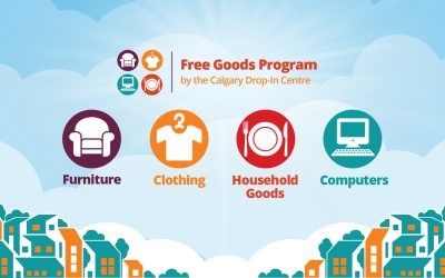 The Free Goods Program offers essential services to low-income Calgarians